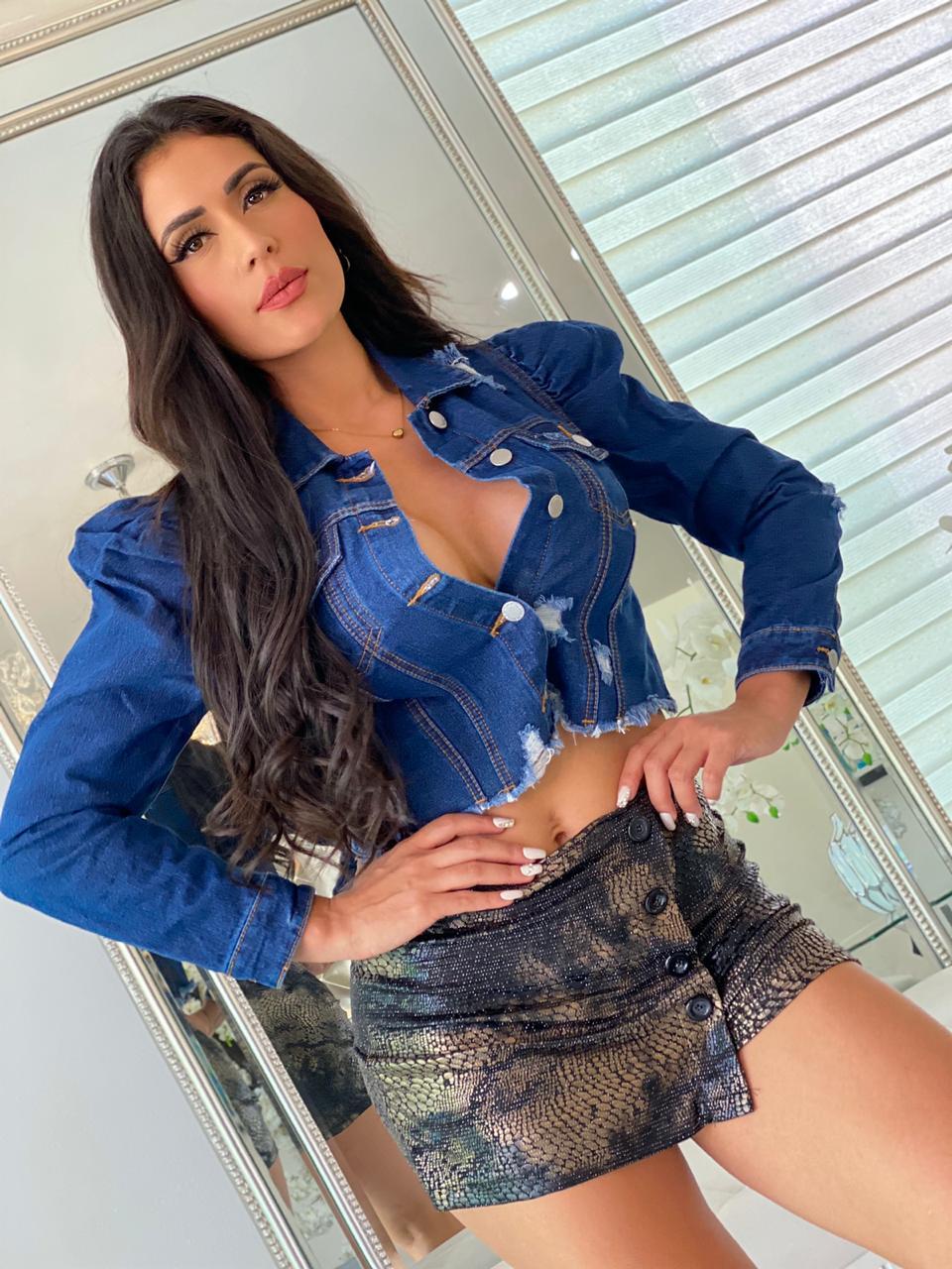Image of Falda short Adriana