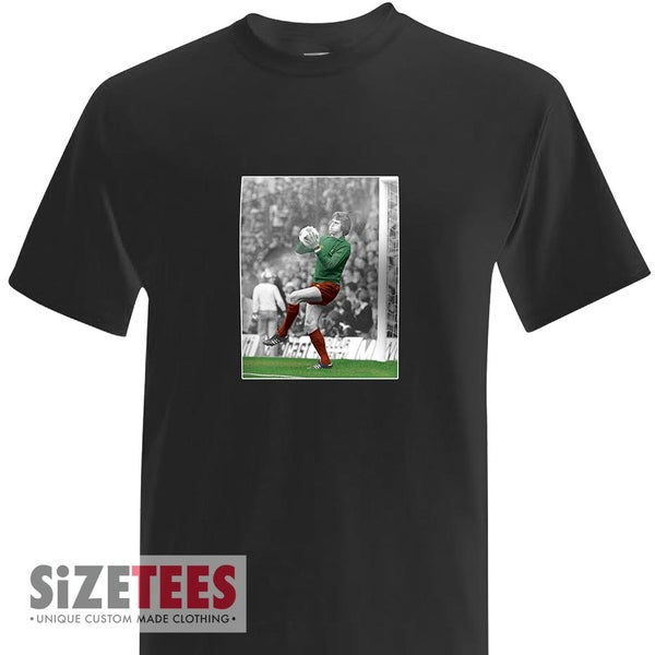 Image of Ray Clemence T-shirt