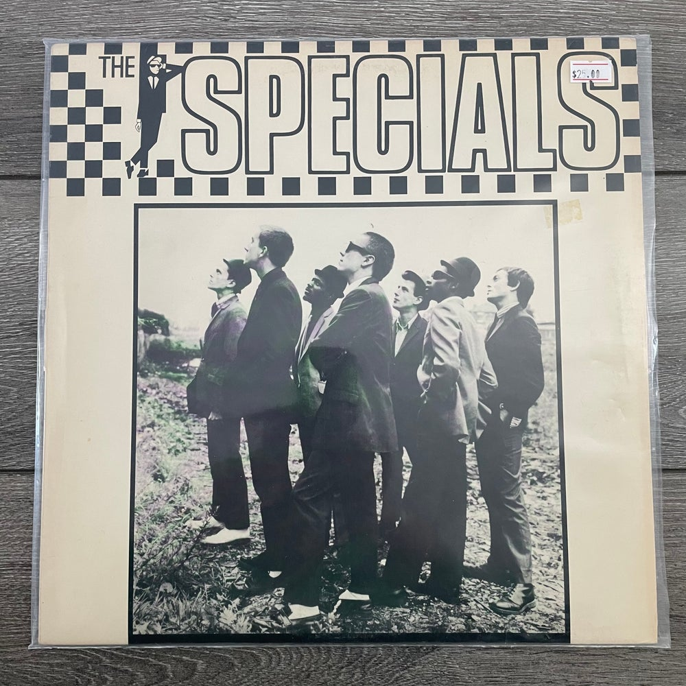 Image of The Specials - Self Titled Vinyl LP