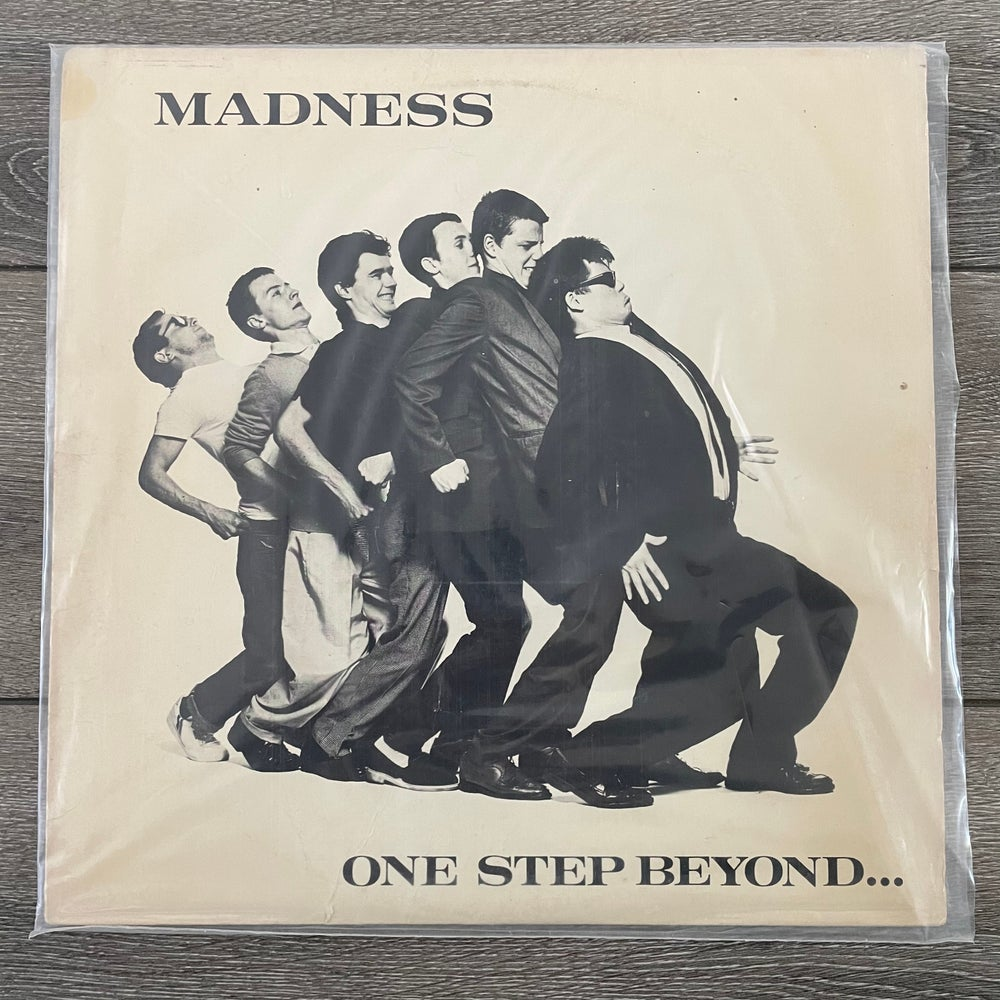 Image of Madness - One Step Beyond Vinyl LP