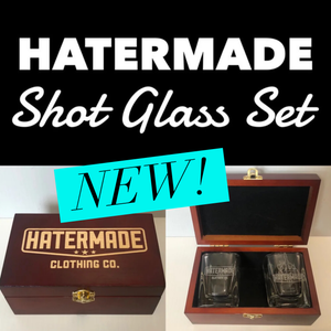 Image of Hatermade Shot Glass Set