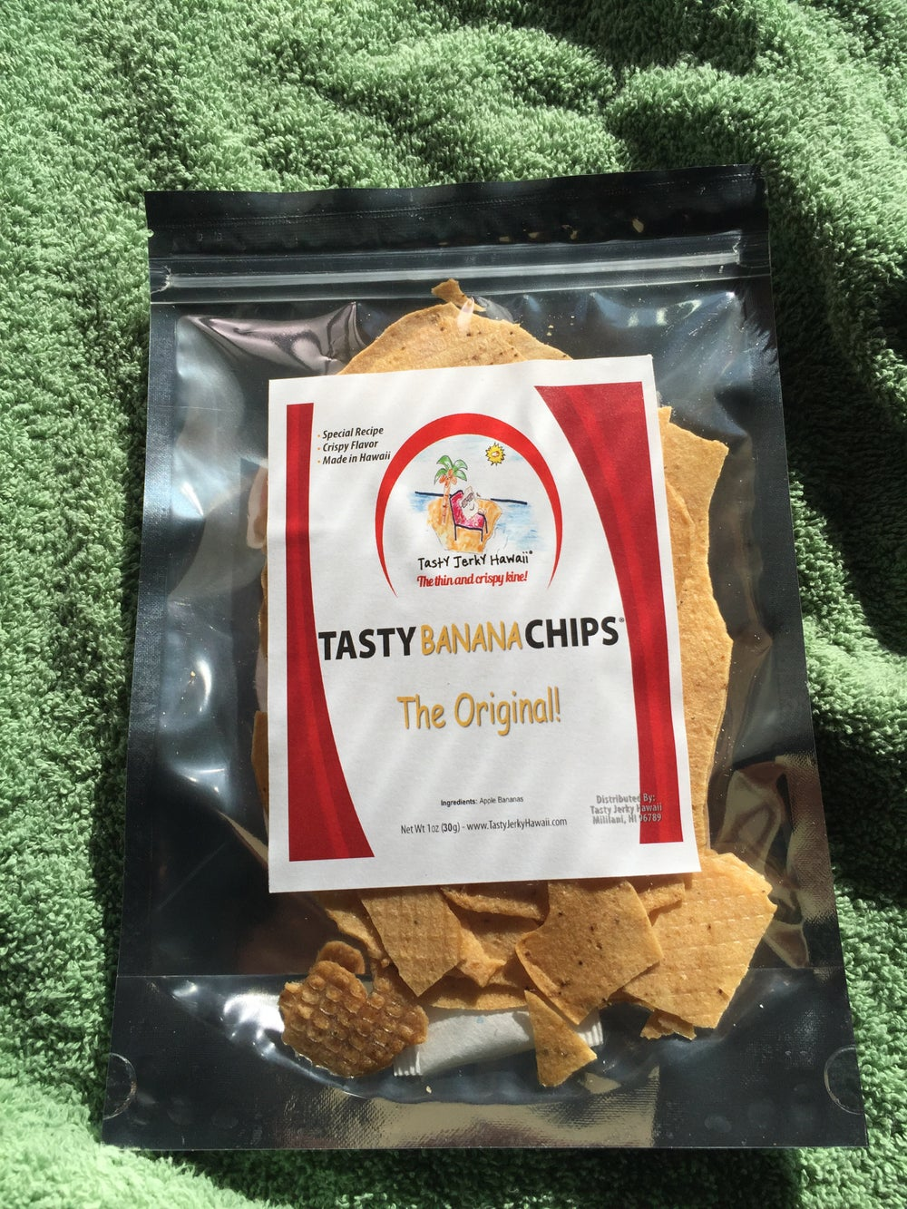 Image of Apple banana chips