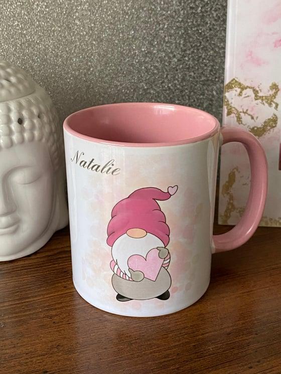 Image of Personalised Gonk Mug