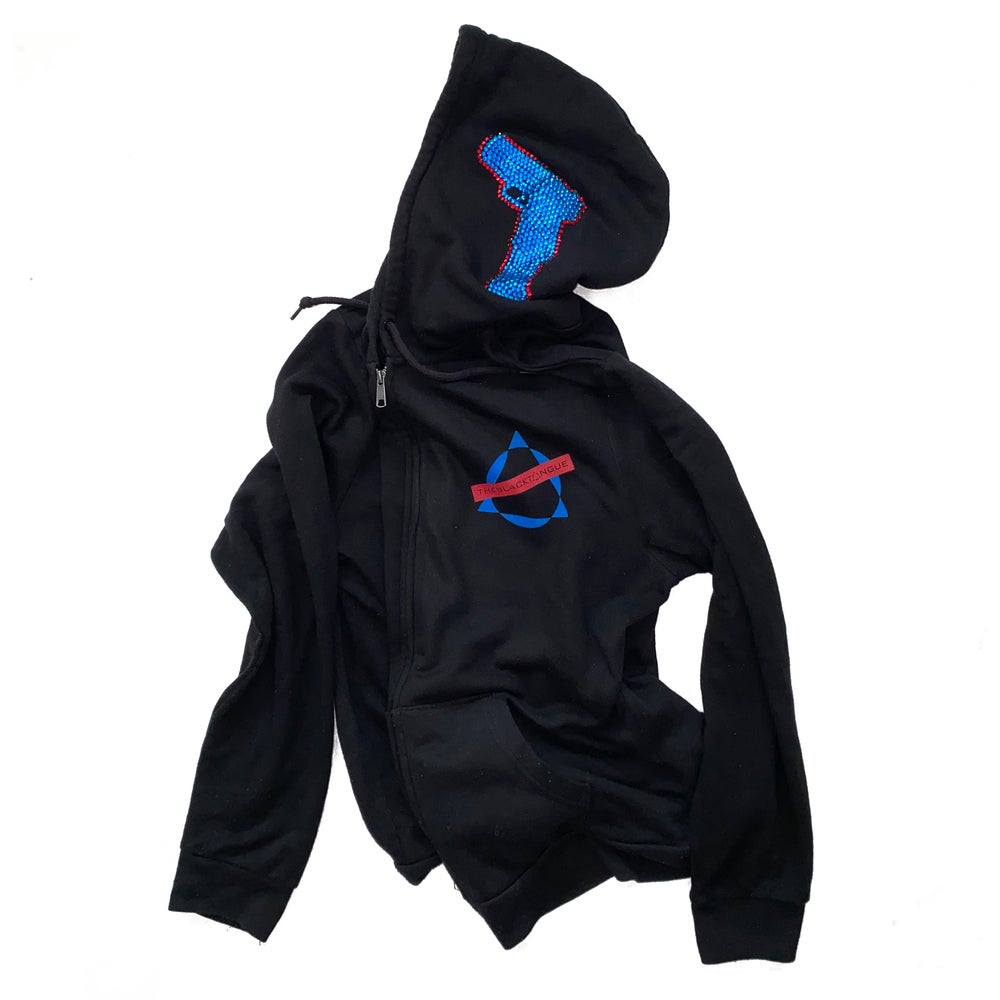 Image of PROTECTION HOODIE LOGO