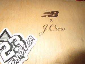 """Image of New Balance 997 x J. Crew """"Butterscotch"""" *PRE-OWNED*"""