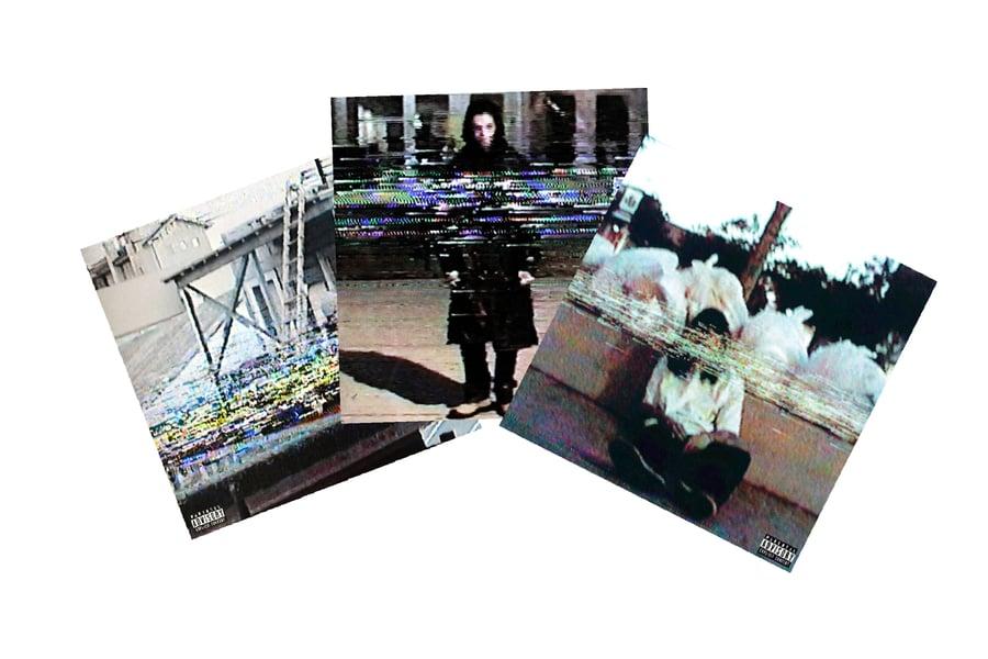 "Image of BONES ""AlbumSeries"" Posters"