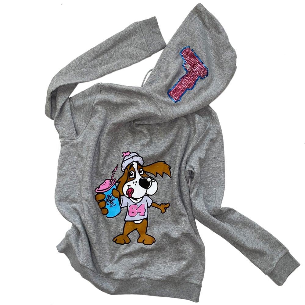 Image of PROTECTION HOODIE DOG