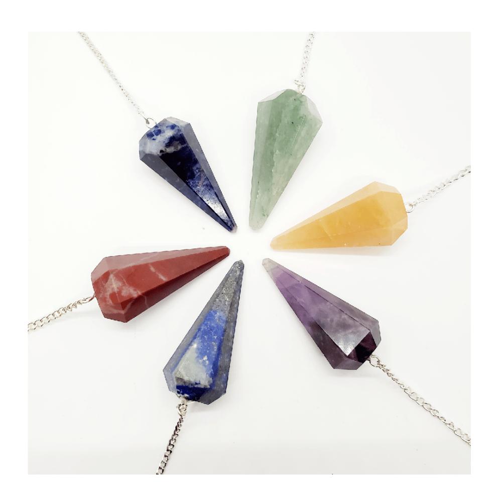 Image of Crystal Pendulums