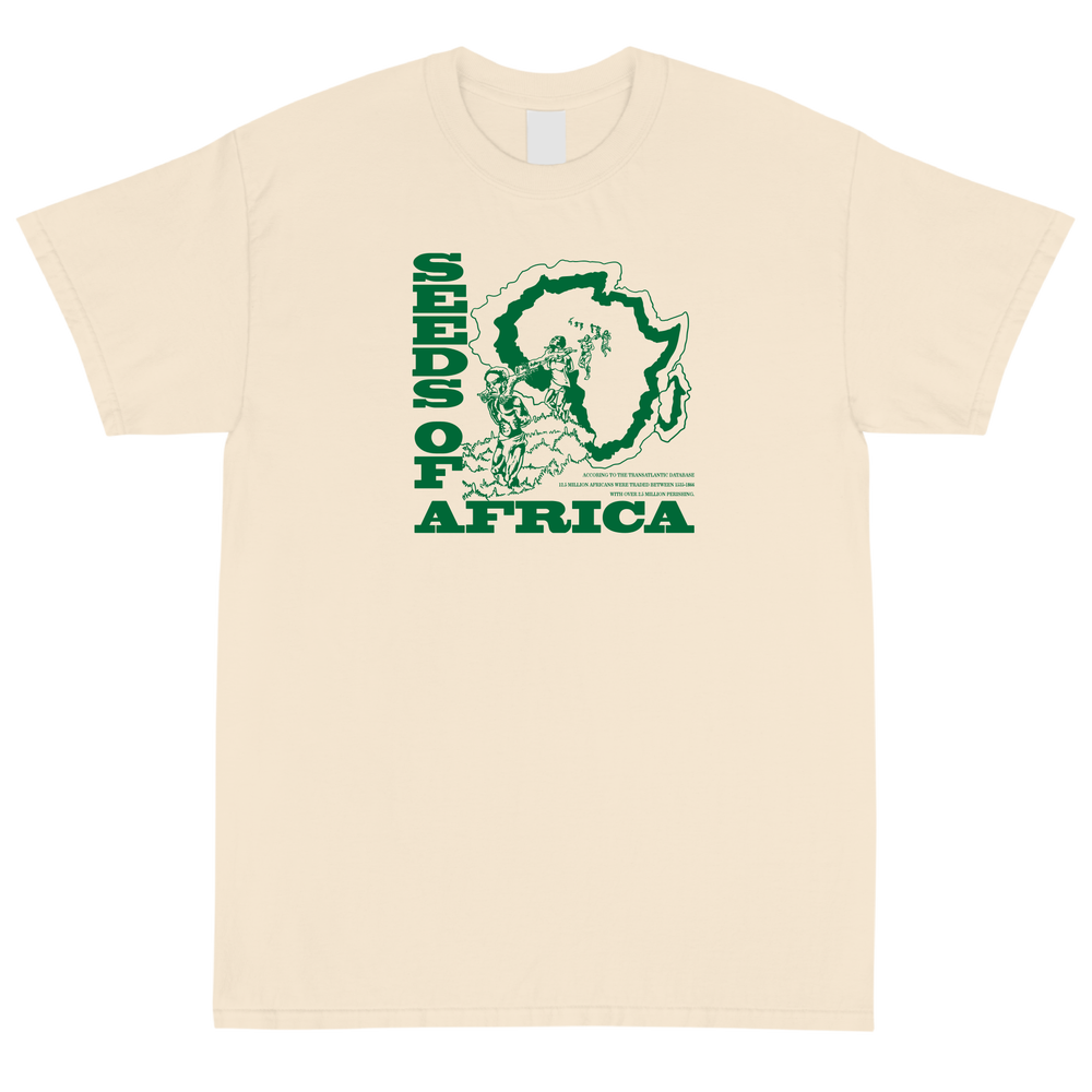 Image of Seeds Of Africa T Shirt