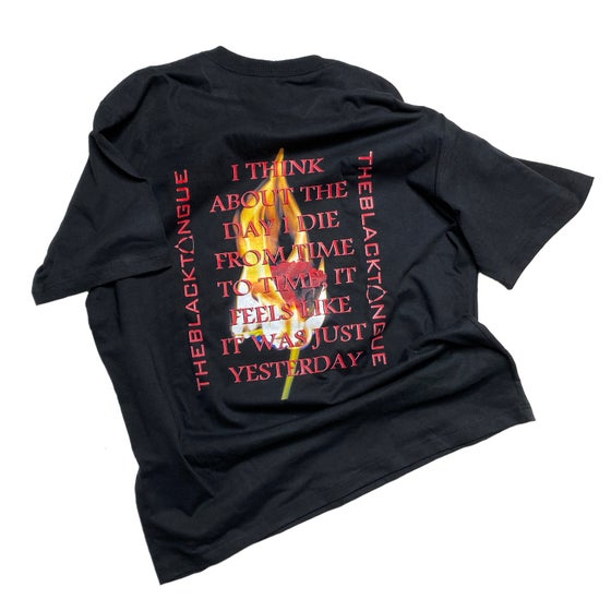 Image of THE DAY I DIED CARHARTT POCKET TEE