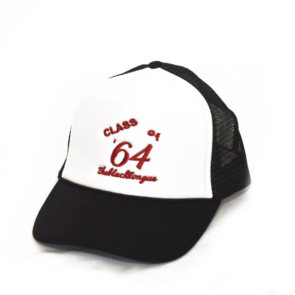 Image of CLASS OF '64 TRUCKER HAT