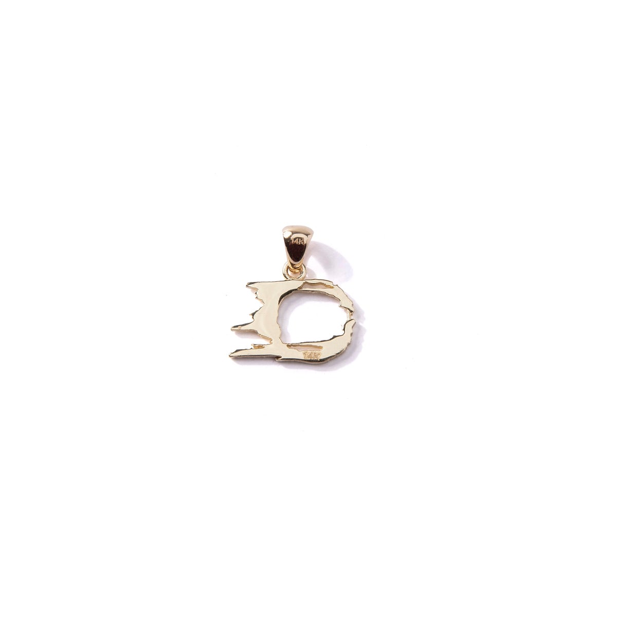 Image of 14k Andre Pendant