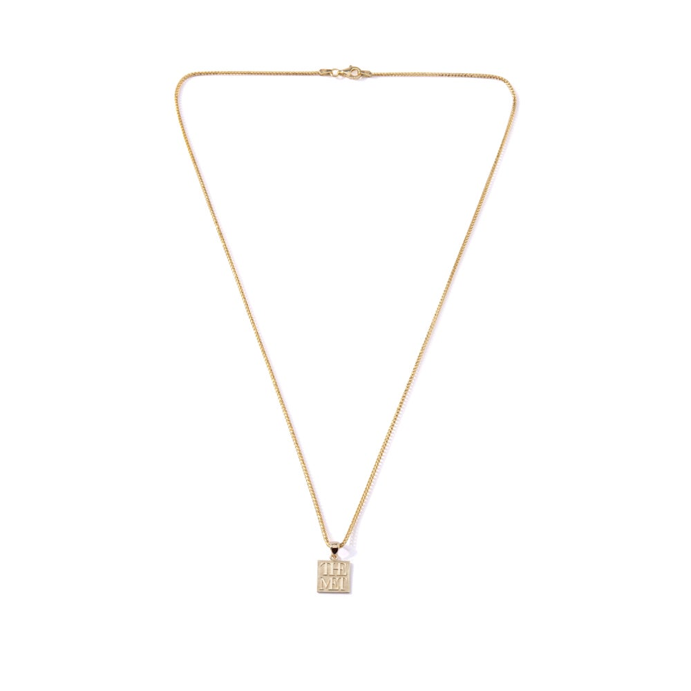 Image of 14k The Metro Pendant