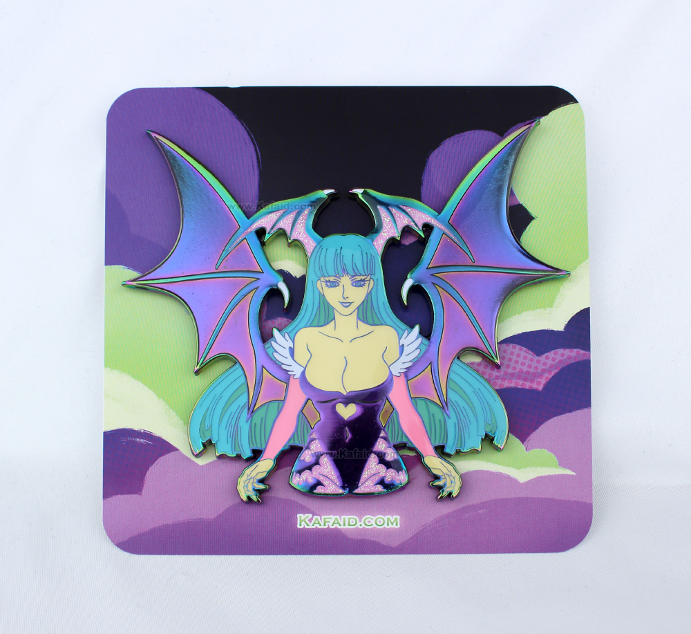Limited Edition Succubus Enamel Pin
