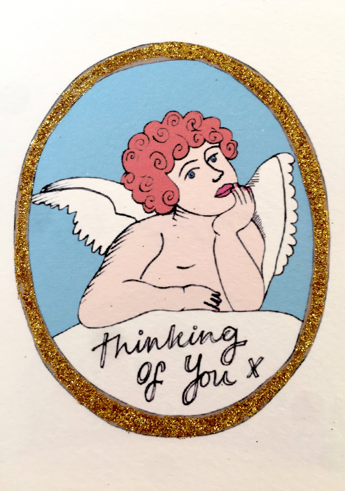 **NEW** Thinking of You Card