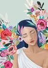 Aurelia Sage - Art Print