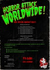 Horror Attack Worldwide - Sampler Presale Full Shipping