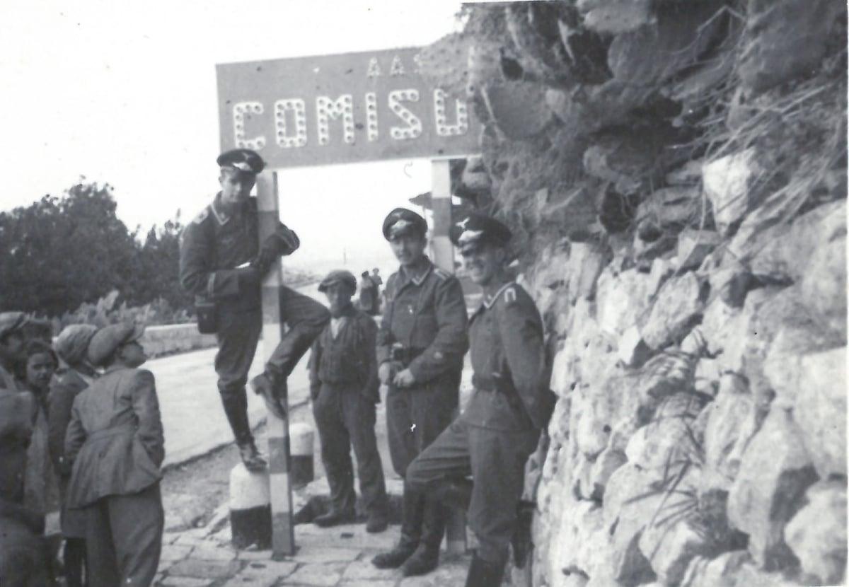 """""""Il Ragusano in Guerra. Immagini inedite dal 1941 al 1943"""""""