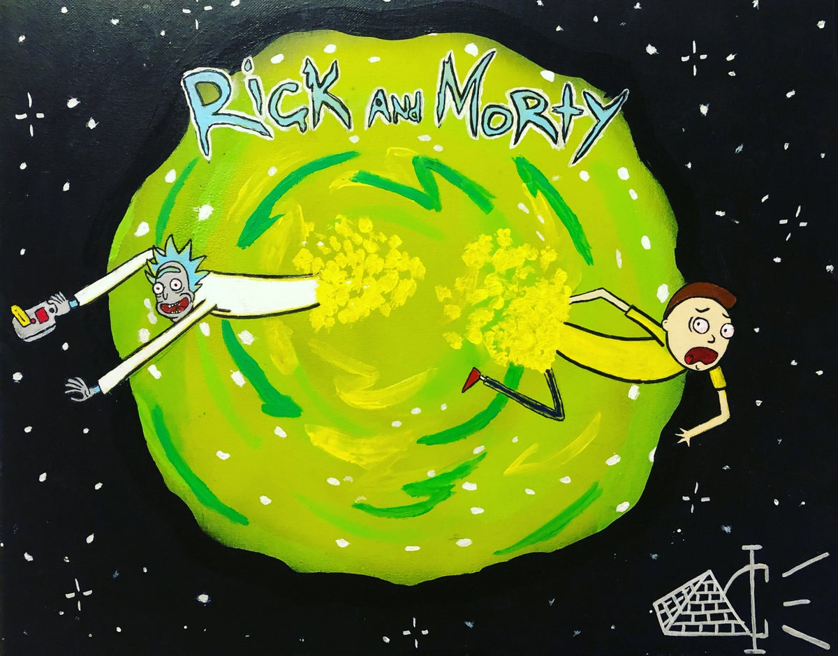 Image of Rick and Morty