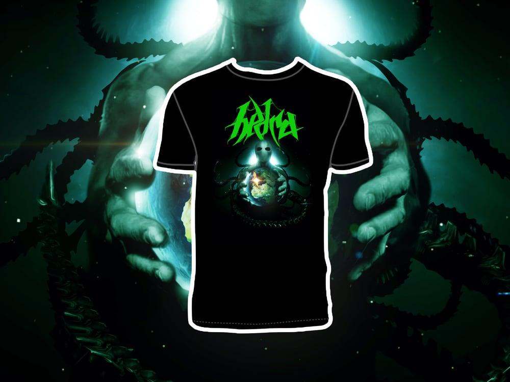 Image of 'Polaris ' Alien Virus T-shirt