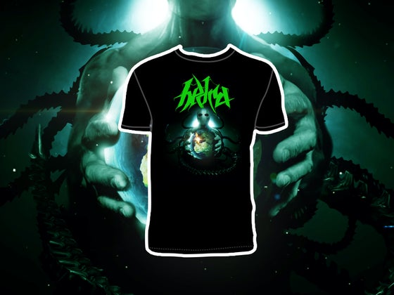 Image of 'Polaris ' Alien Virus T-shirt