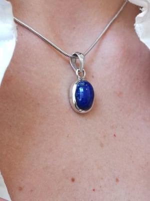 Image of Pendentif lapis lazuli ref. 6545