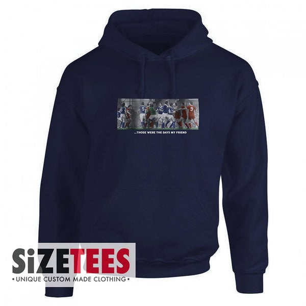 Image of ...Those were the days my friend Hoodie