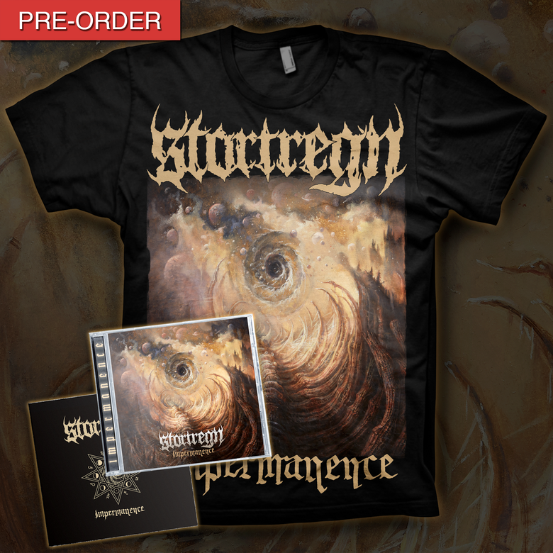 Image of STORTREGN - Impermanence | CD Bundle #1