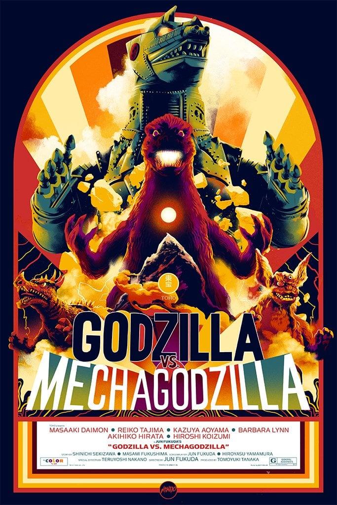 Image of Godzilla v Mechagodzilla - English Edition
