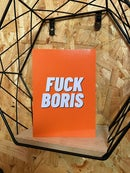 Image 1 of 'Fuck Boris' Greetings Card