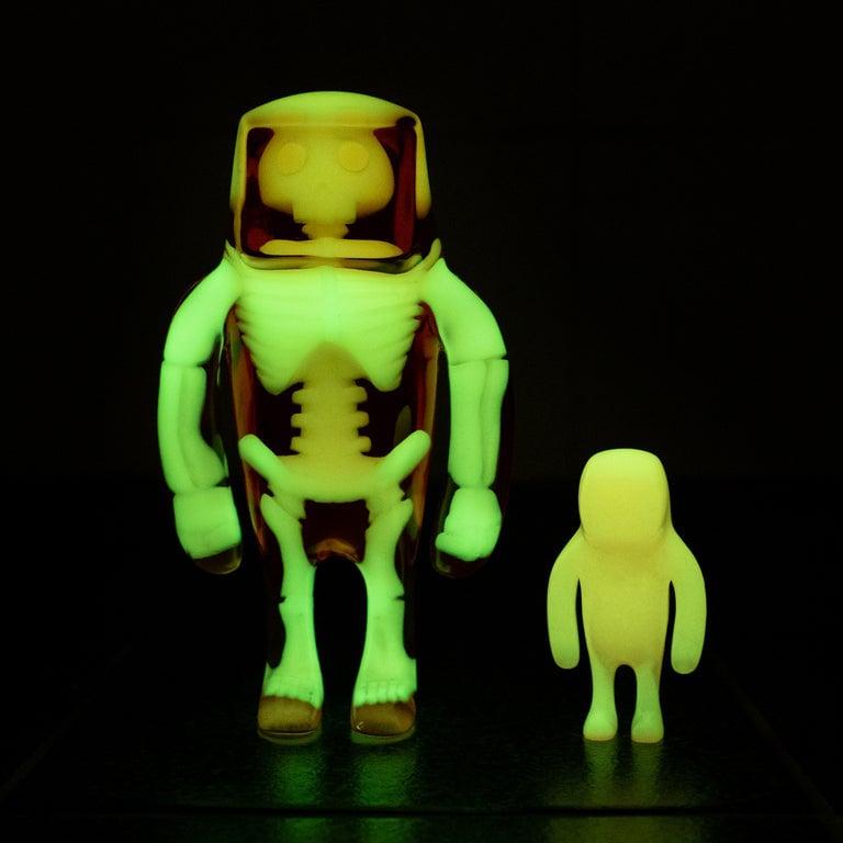 Anatoma Stranger - Rose Moon (Glow in the Dark)