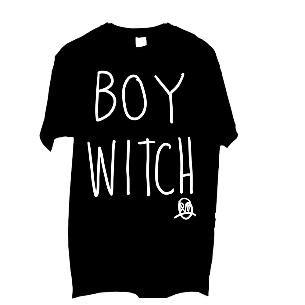 Image of BOY WITCH