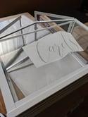 Wedding Card Box Vinyl decal - DIY