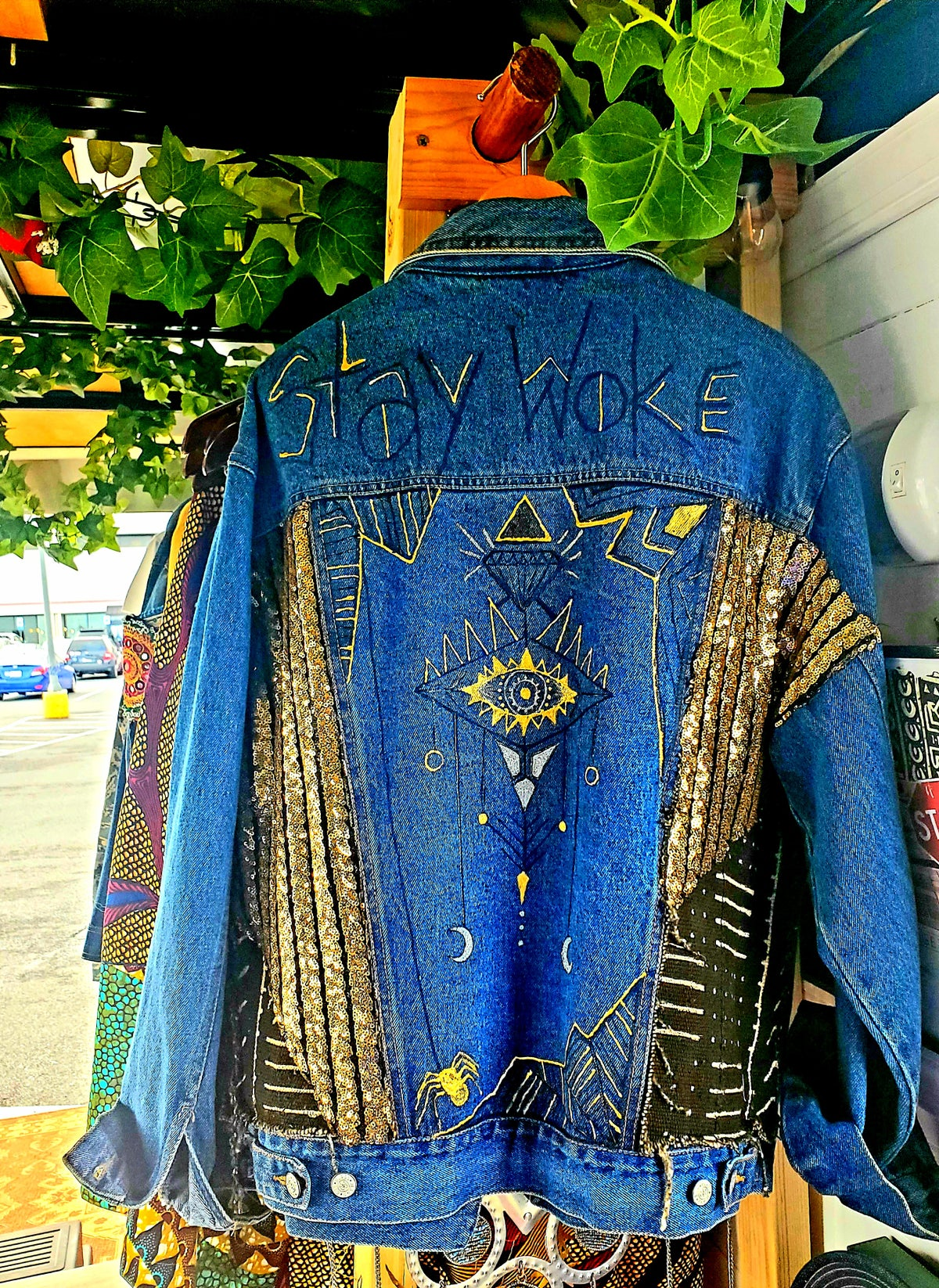 Image of Stay Woke Denim