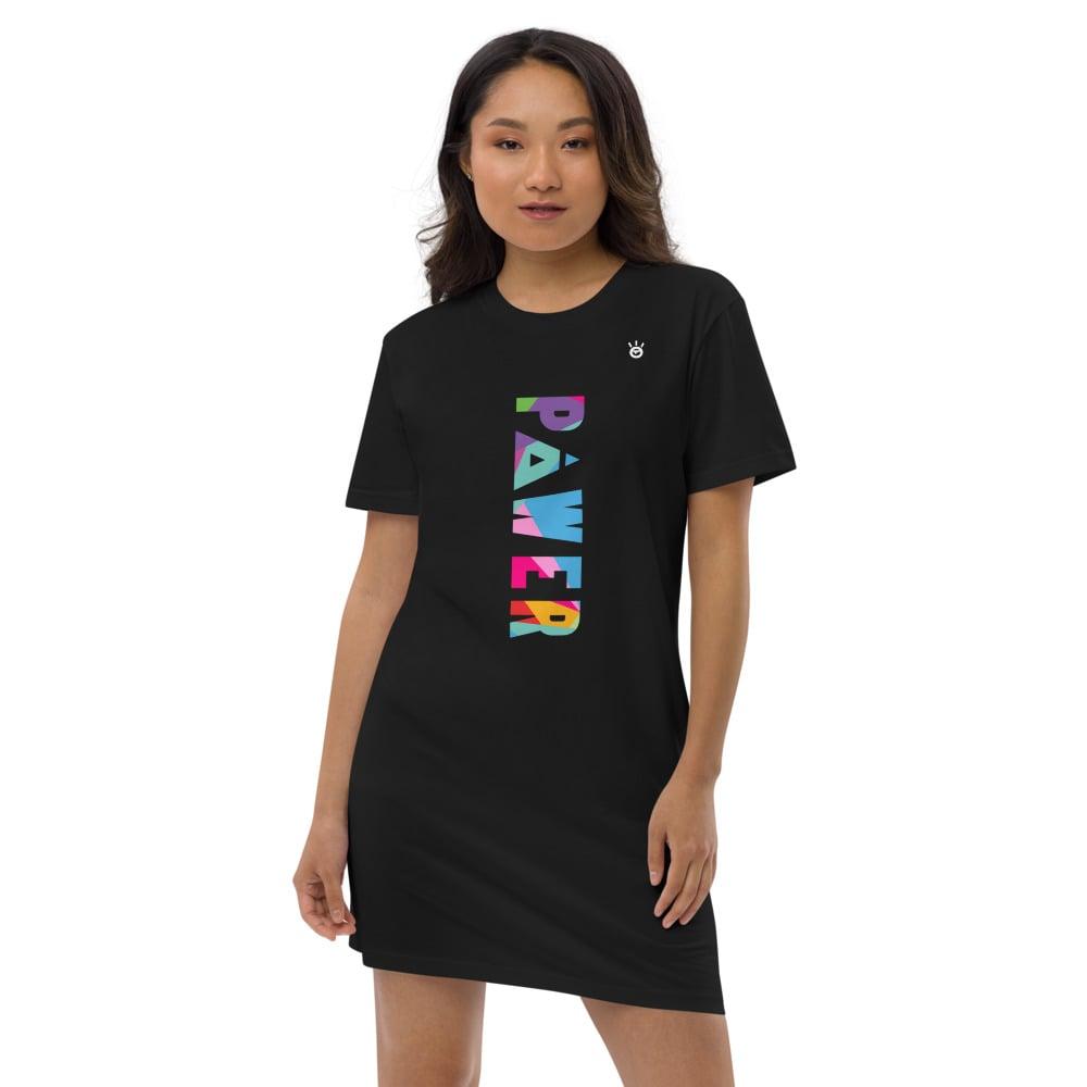 POWER  t-shirt dress