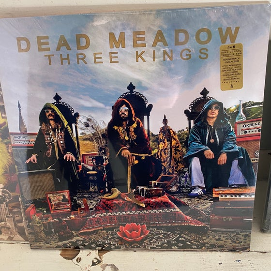 Image of Three Kings 2xLP plus DVD