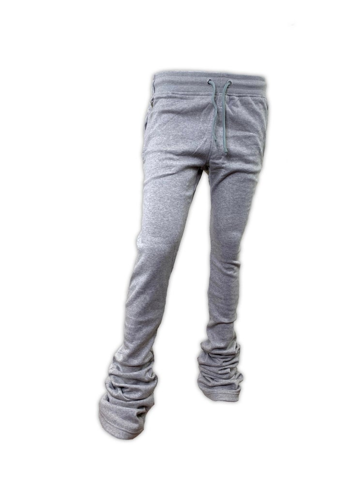 Image of PILE UP SWEAT PANTS