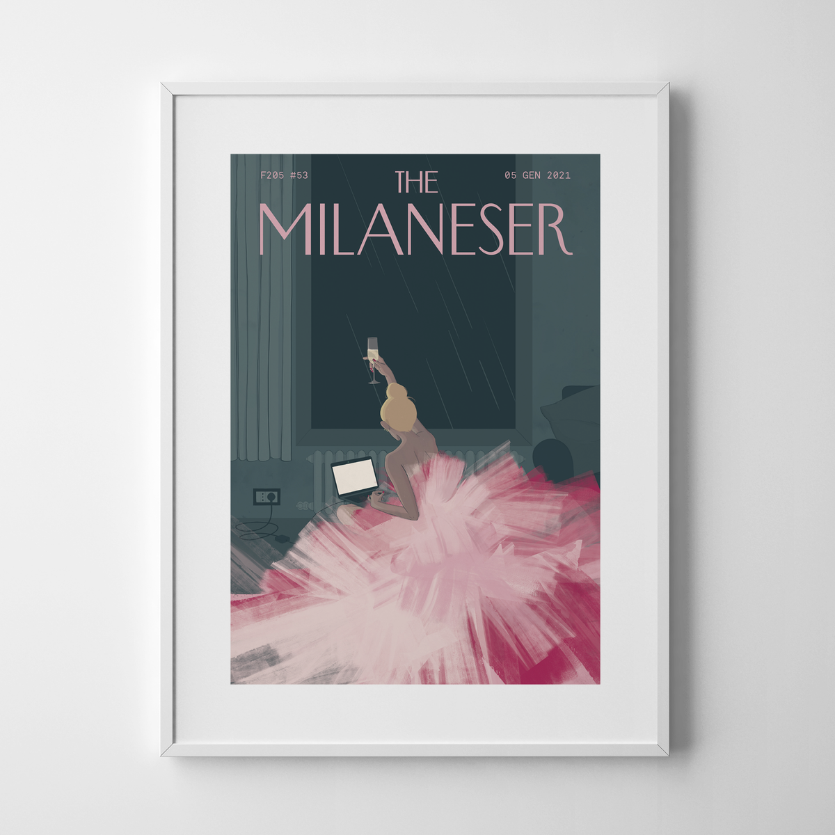 Image of The Milaneser #53