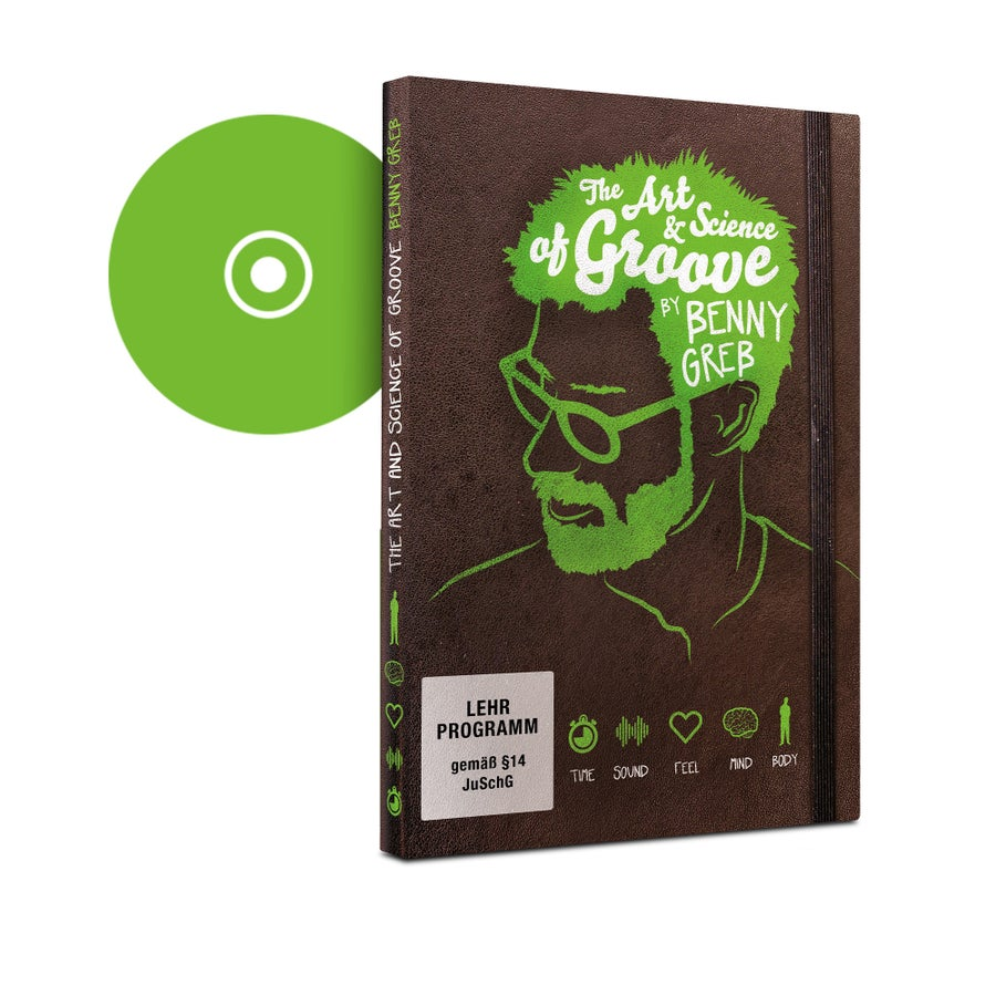 Image of DVD - The Art and Science of GROOVE