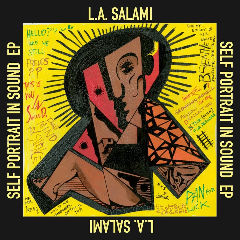 Image of L.A. Salami - Self Portrait in Sound EP (Digital Only)