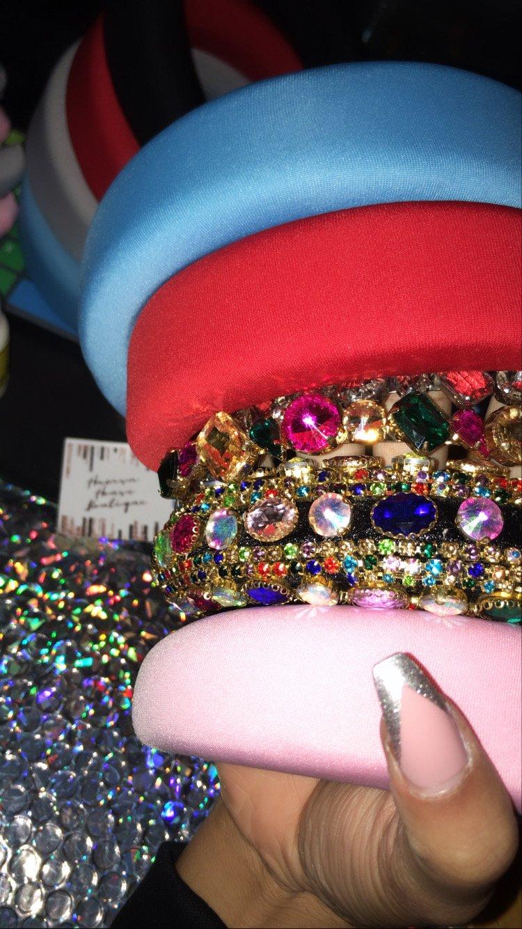 Image of Soft Padded Headbands