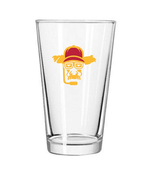 Image of Coach Cow Glass