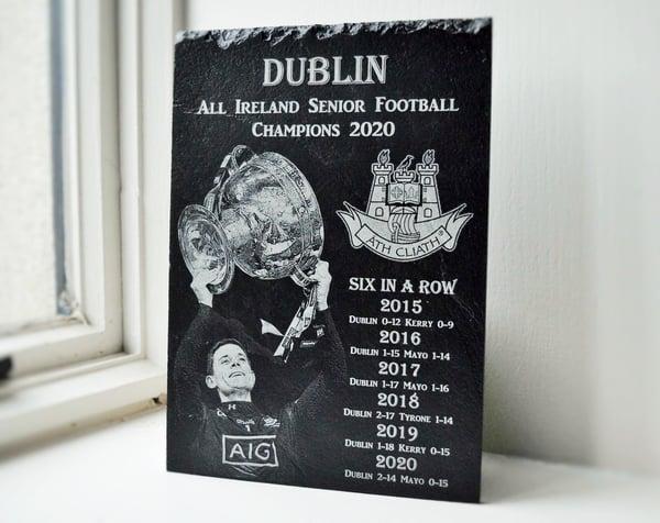 Image of Dublin Senior Football Champions Six in a Row