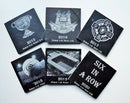 Image 1 of Dublin Football Champions Six in a Row - 6 piece Coaster Set
