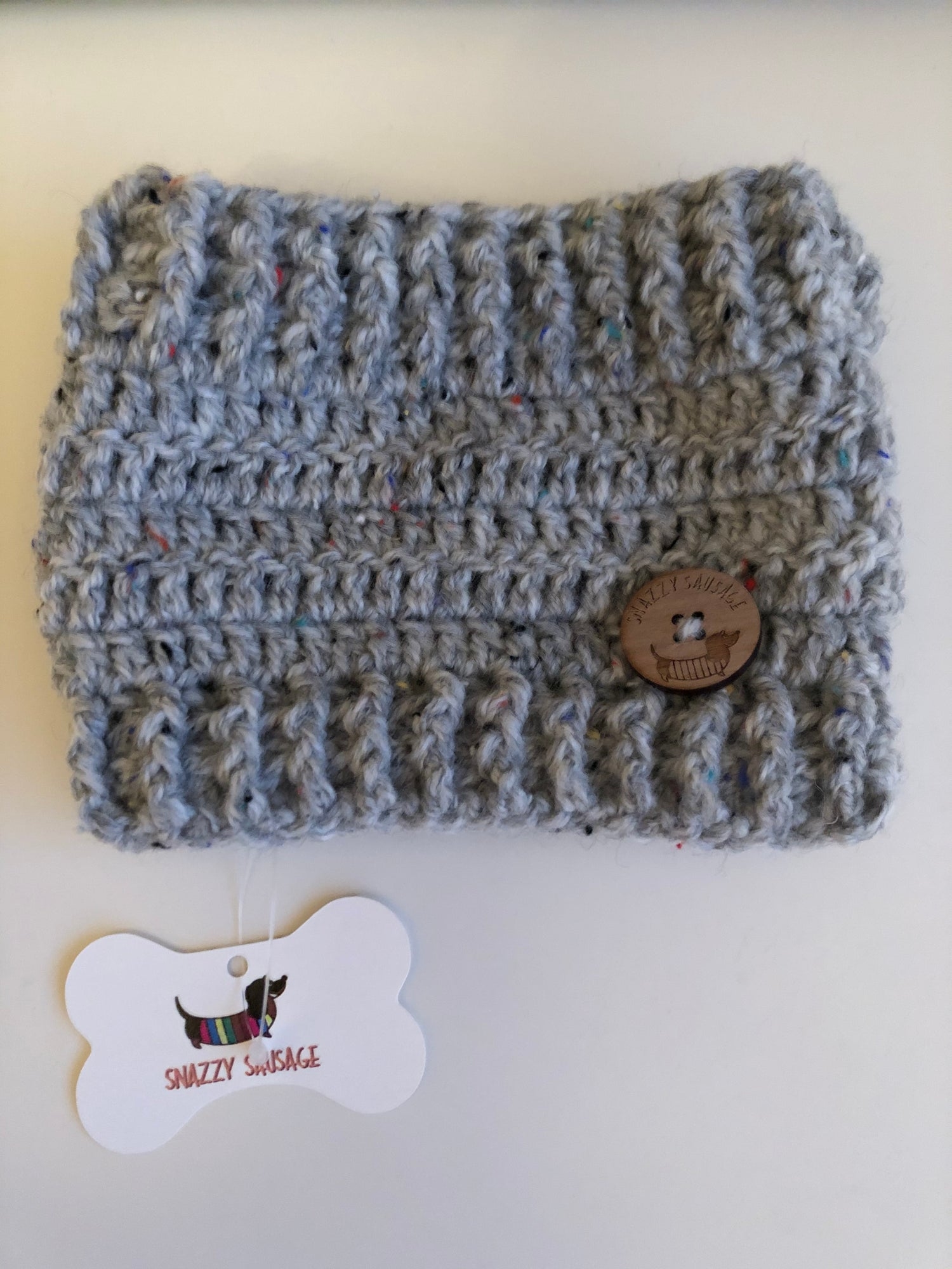 Image of Snazzy Rustic Aran Neck-warmer
