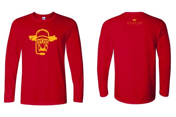 Image of Coach Cow Long Sleeved T-Shirt