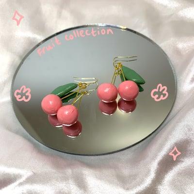 Image of cherries dangles