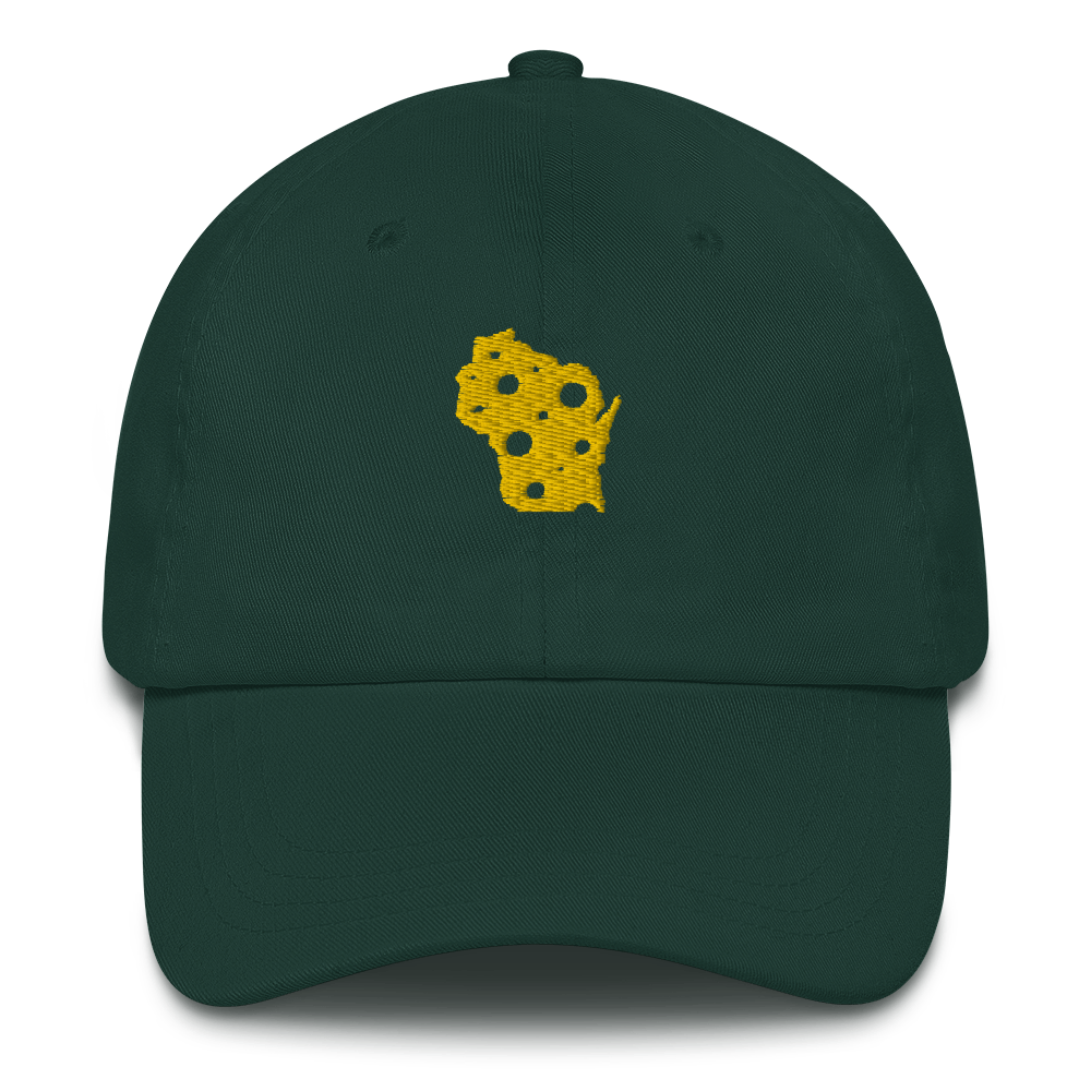 Image of WISCONSIN CHEESE DAD HAT