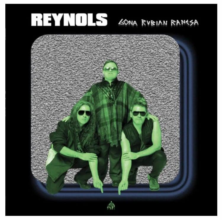 "Image of REYNOLS ""gona rubian ranesa"" LP"