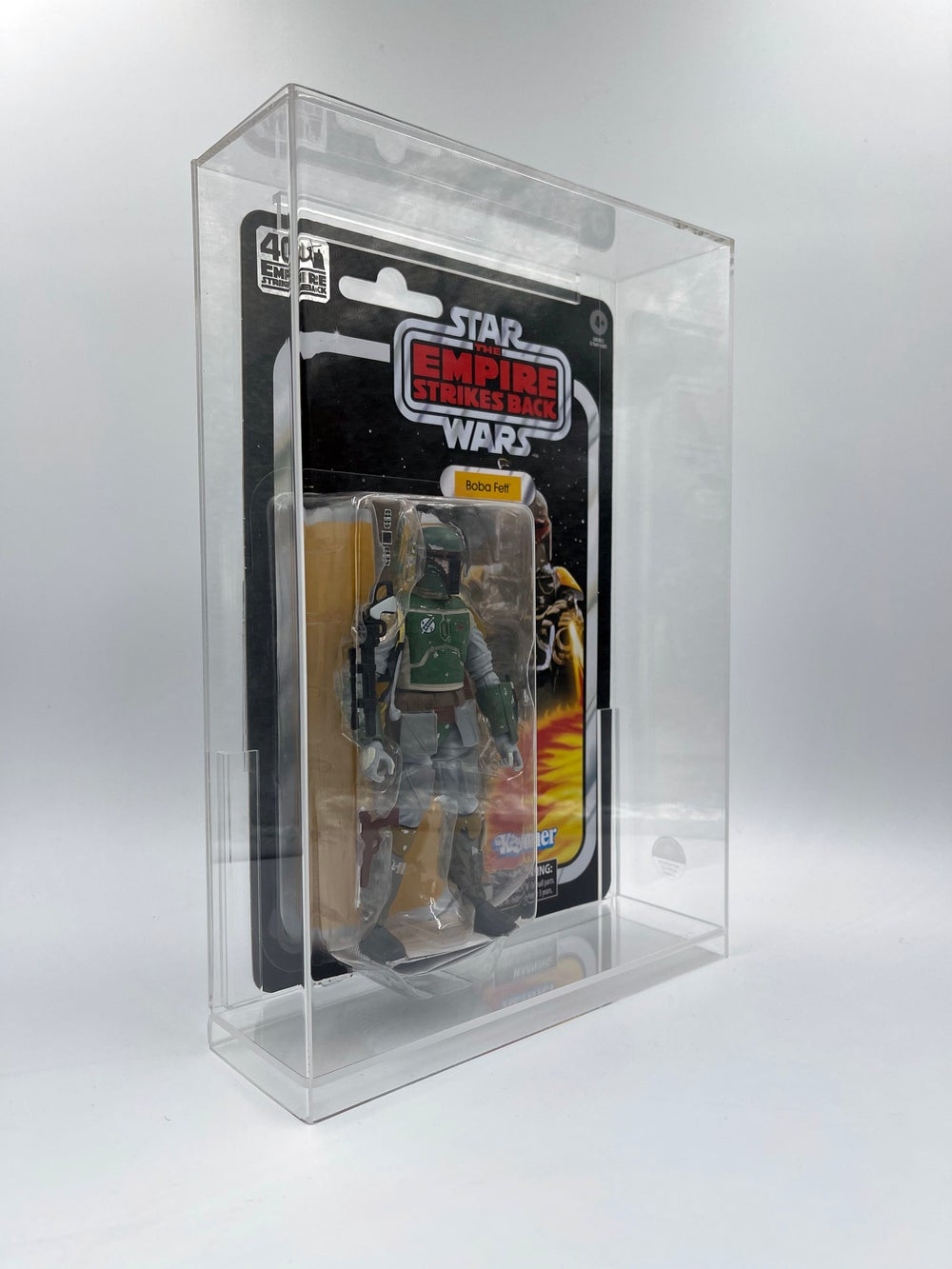 Black Series 20th 40th & 50th Anniversary - Credit Collections Acrylic Cases